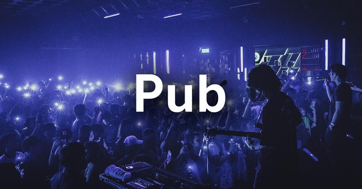 ผับ (Pub)