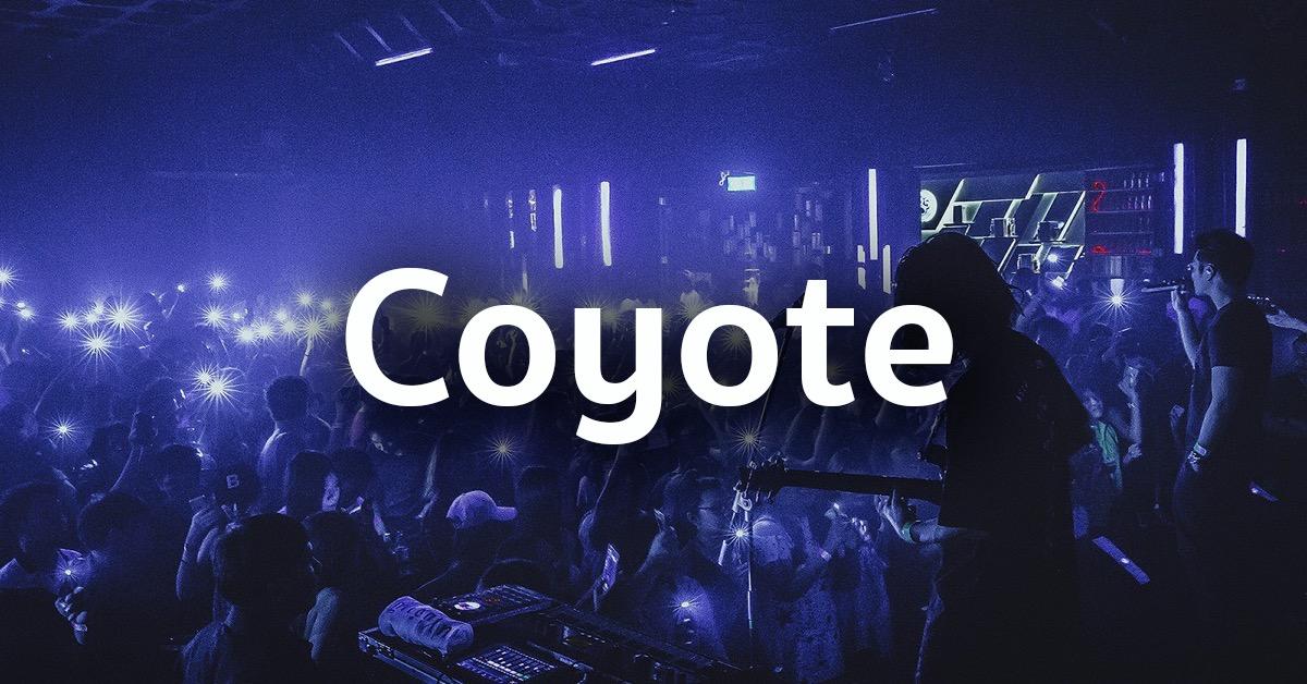 โคโยตี้ (Coyote)