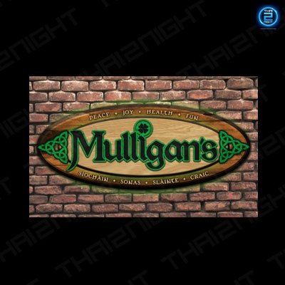 Mulligan's Irish Pub and Restaurant, Thailand (Pattaya) : Pattaya - Chon Buri - Rayong