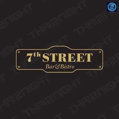 7th Street Bar & Bistro : Samut Prakan
