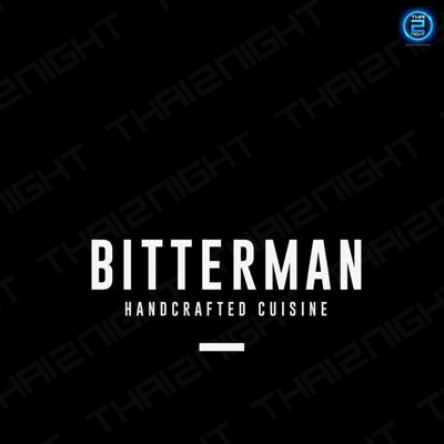 Bitterman Restaurant : กรุงเทพ