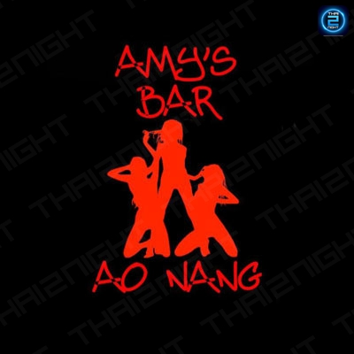 Amy's Bar : Krabi
