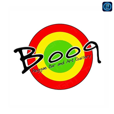 Boog Bar : Reggae Bar and Art Gallery : Nakhon Si Thammarat