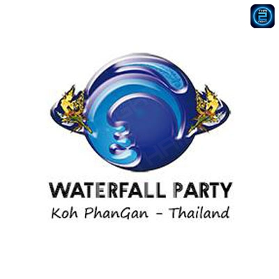 Waterfall Party Koh Phangan : Surat Thani