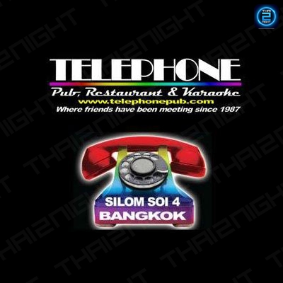 Telephone Pub, Restaurant & Karaoke : Bangkok