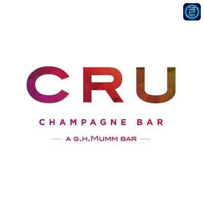 CRU Champagne Bar : Bangkok