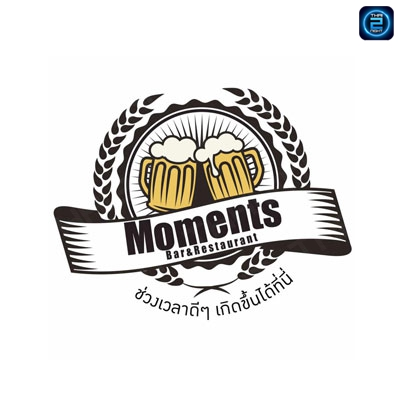 MOMENTS Bar&Restaurant : Bangkok