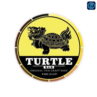 Turtle Bar Original Thai Craft Beer : กรุงเทพ