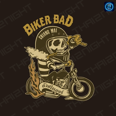Biker Bad Bar : Chiangmai