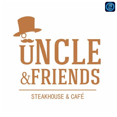 Uncle & Friends : Rustic Cafe Bar : Khao San - Ratchadamnoen