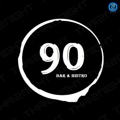 90 Bar & Bistro : กรุงเทพ