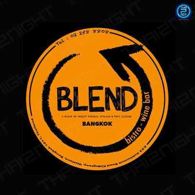 เบลนด์ บิสโทรแอนด์ไวน์บาร์ (Blend Bistro & Wine Bar) : กรุงเทพ (Bangkok)