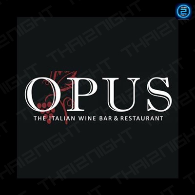 OPUS WINE BAR Official : กรุงเทพ