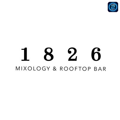 1826 Mixology & Rooftop Bar : Sukhumvit - Asok