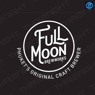 Full Moon Brewworks - Craft Brewery & Restaurant : Phuket