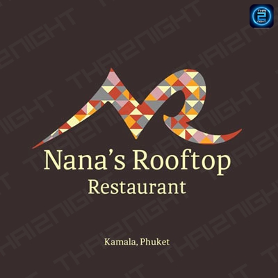 Nana Rooftop Restaurant : ภูเก็ต