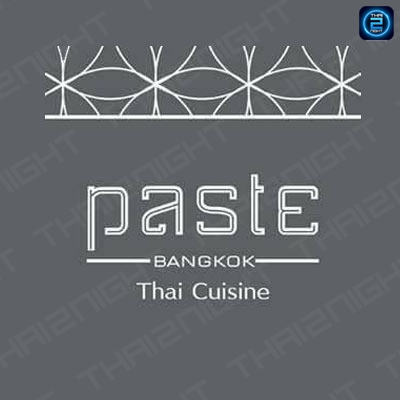 Paste at Gaysorn Thai Cuisine : Bangkok