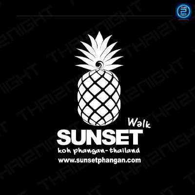Sunset Walk Koh Phangan : สุราษฎร์ธานี