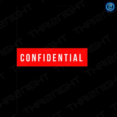 Confidential Bar : Bangkok