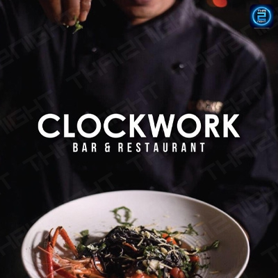 Clockwork Bar&Restaurant : Bangkok
