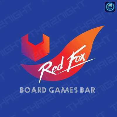 Red Fox Board Games Bar : กรุงเทพ