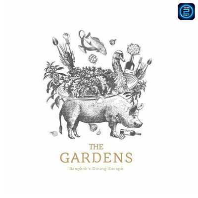 The Gardens of Dinsor Palace (The Gardens of Dinsor Palace) : Bangkok (กรุงเทพ)