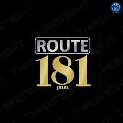Route181 HostBar in Chiangmai Thailand : เชียงใหม่