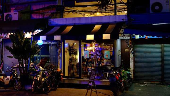 PrumPlum Umeshu Bar&Bistro : กรุงเทพ