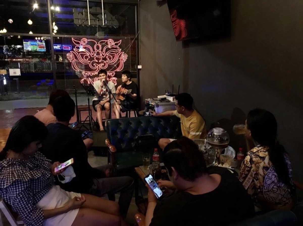 All Star Music & Craft Beer : Samut Sakhon