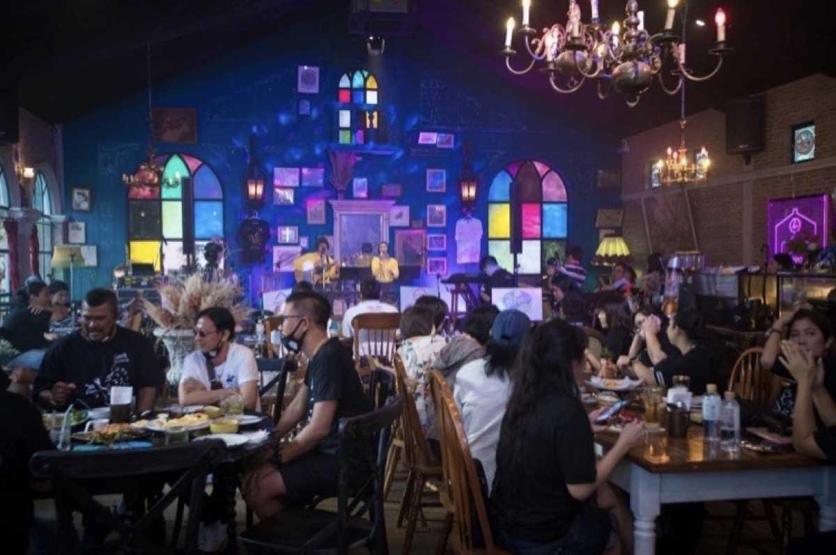 ชิงน์ อาริง อาริง - Shing A ring A ring : hang out bar & cafe : กรุงเทพ