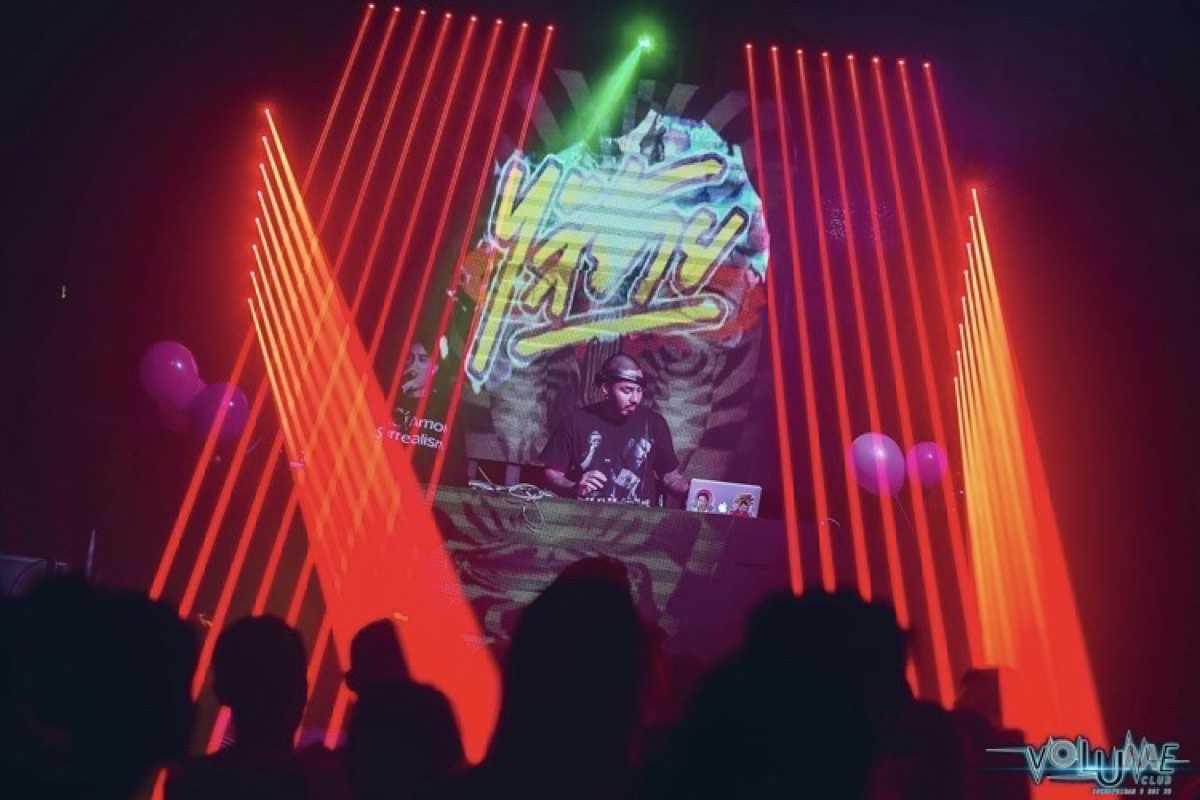 Volume club&live band : กรุงเทพ