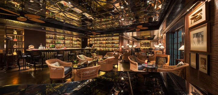 The Bamboo Bar at Mandarin Oriental, Bangkok : Bangkok