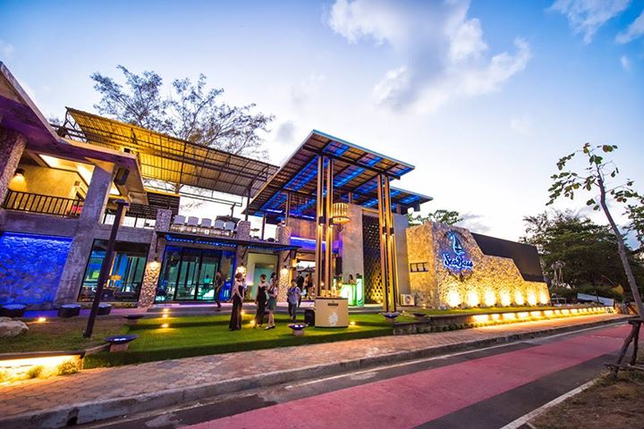 Sea Bass Bar & Restaurant : สงขลา