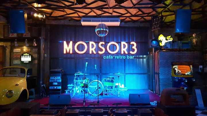 มอสอ3 Cafe'Retro Bar : พัทยา - ชลบุรี - ระยอง