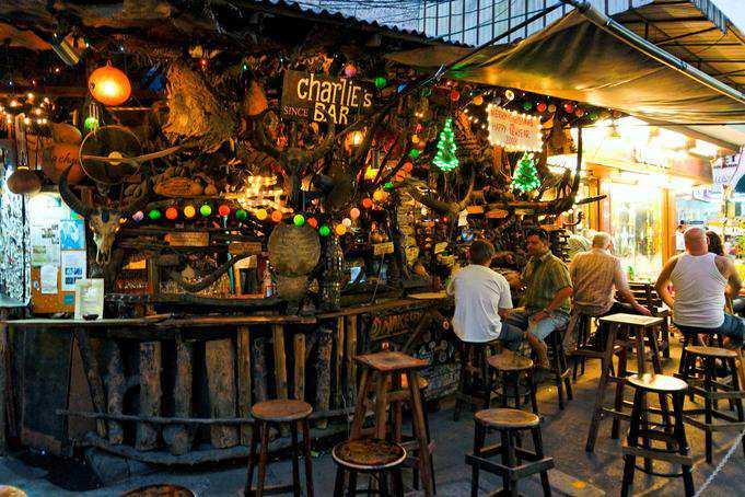 Cheap Charlie's Bar : Bangkok