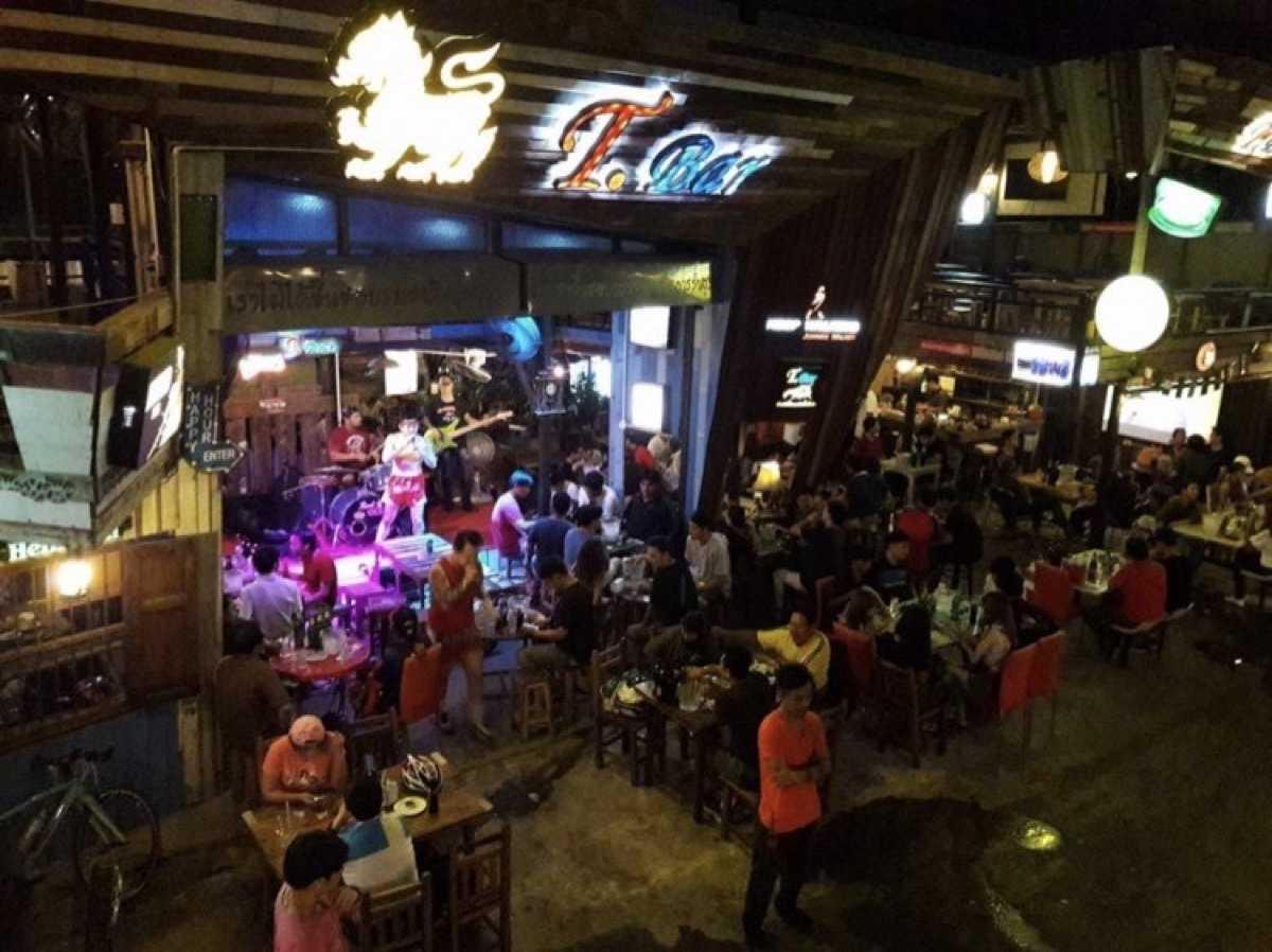 T.Bar (ทีบาร์) : Bangkok (กรุงเทพ)