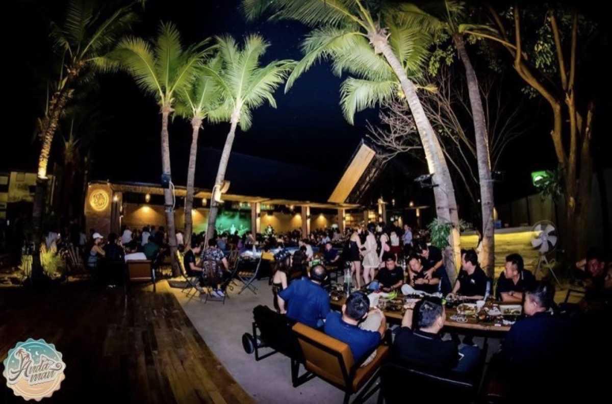 Andaman Bar&Restaurant : นครปฐม