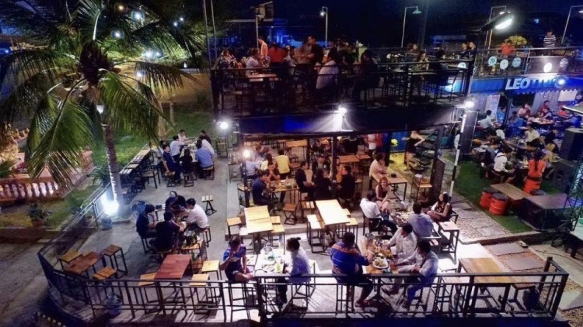 STEEL BAR Ayutthaya : พระนครศรีอยุธยา