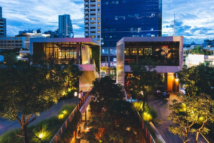72 Courtyard : ThongLo - Ekkamai