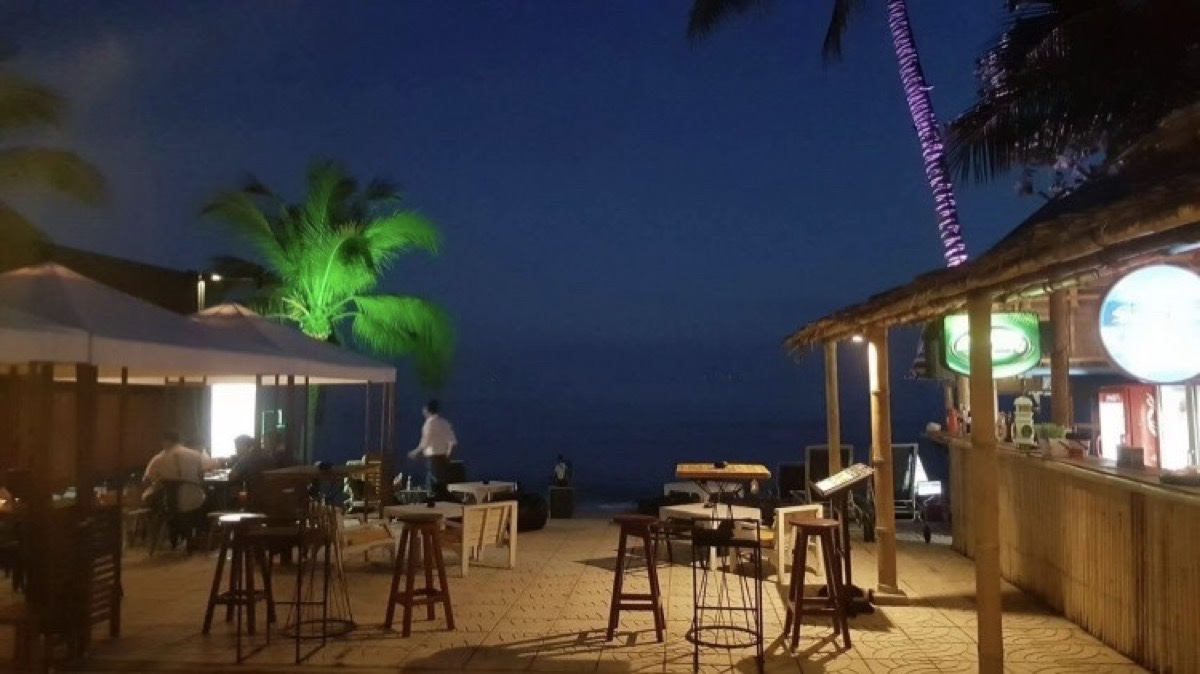 Samui Potato Beach Club : Surat Thani