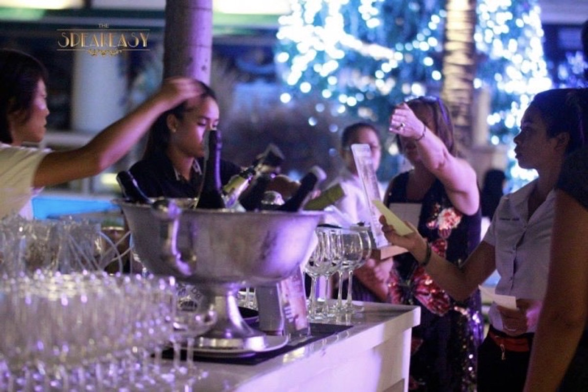 The Speakeasy Yacht Club : Phuket