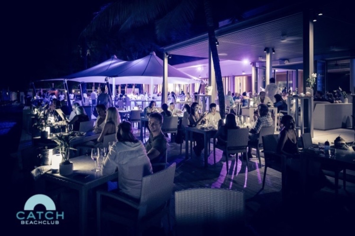Catch Beach Club : Phuket