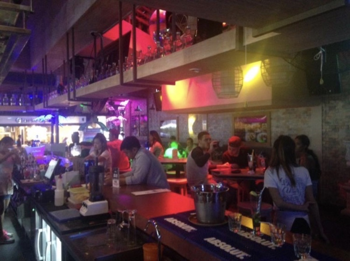 The Palms Bar & Grill, Samui : Surat Thani