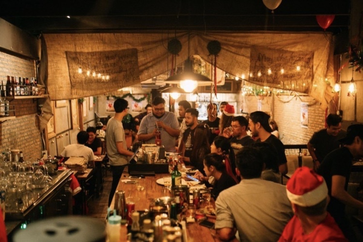 Homeless Bar & Grill : Songkhla