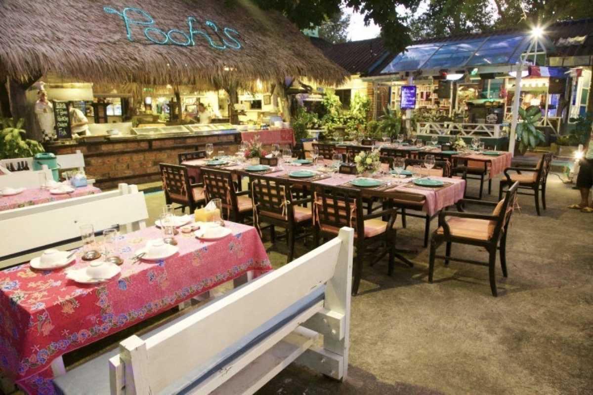 Pooh Bar, Koh Lipe, Thailand : Satun