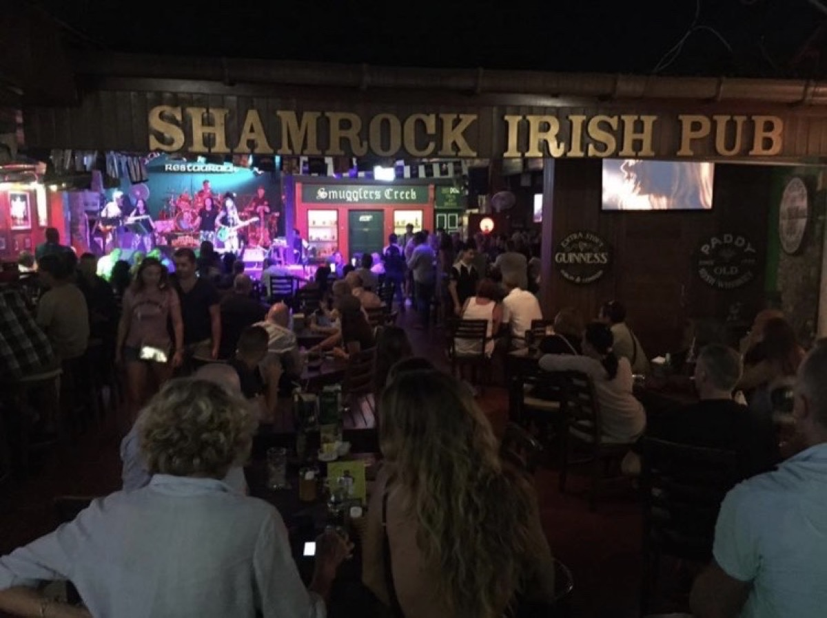 Shamrock Irish Pub : Surat Thani