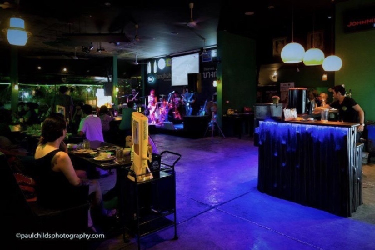 Bangkok Restaurant and The Corner Sports Pub : Surat Thani
