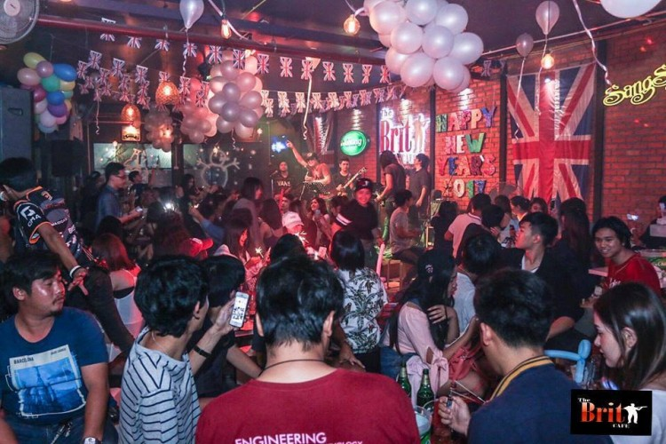 The Brit Cafe : Songkhla