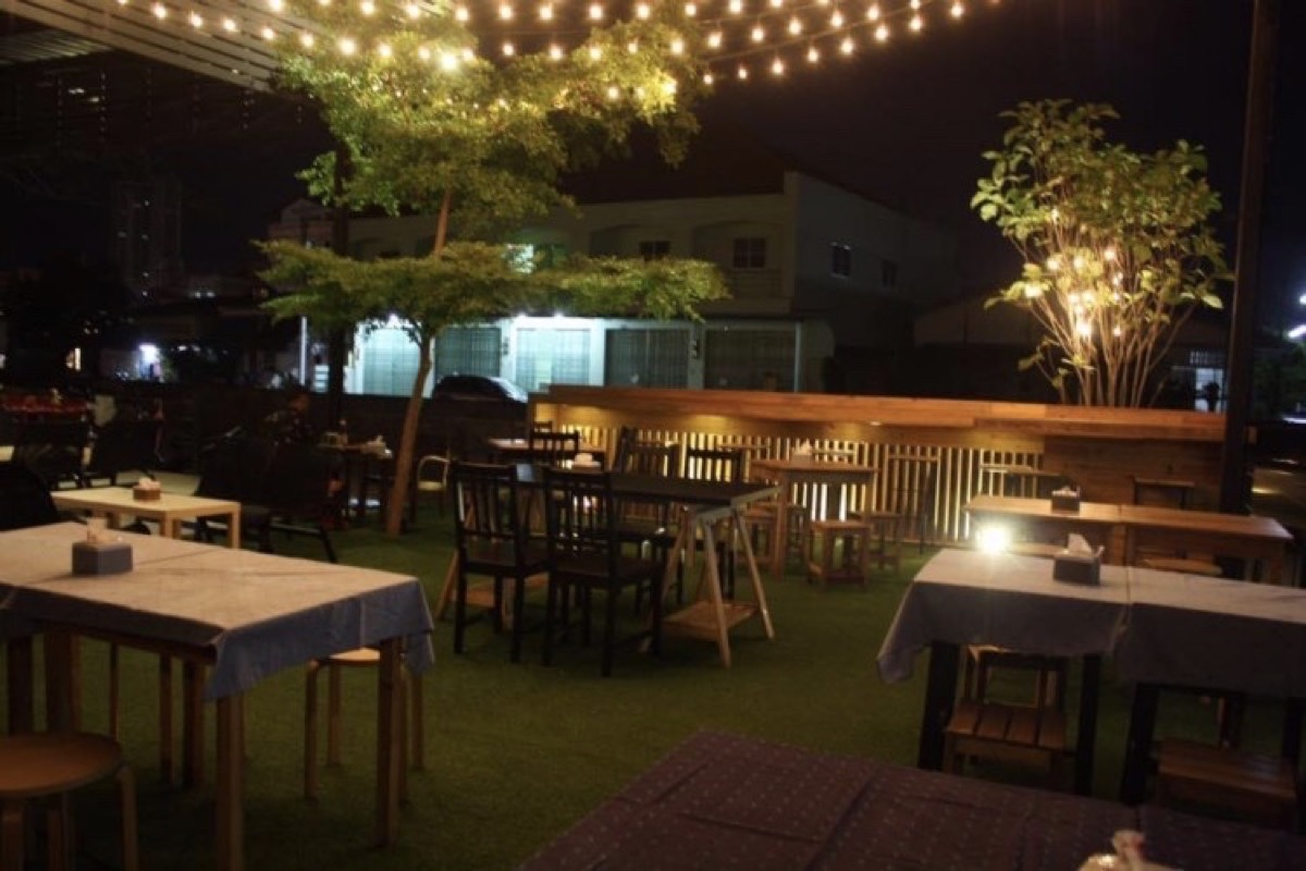 Tiger is veryhappy Style & Cafe : Songkhla