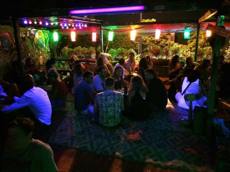 THC Rooftop Bar, Chiang Mai : เชียงใหม่